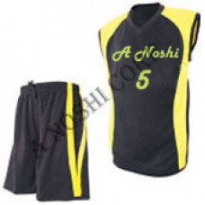 Basket Ball Uniforms AN0225