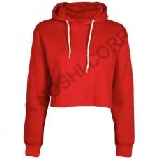 crop top hoodie AN0529