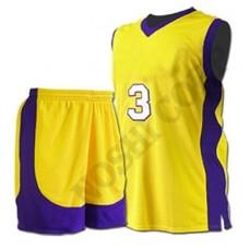 Basket Ball Uniforms AN0222